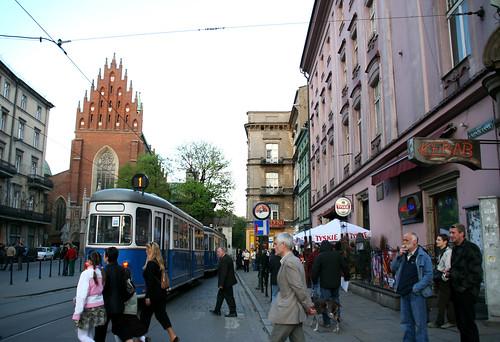 Old Town in Kraków -6