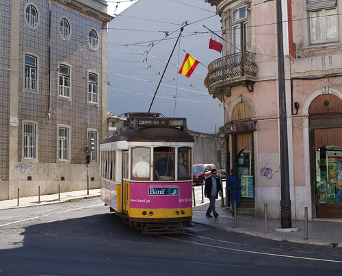 Lisboa - Av. Almirante Reis / R. Maria Andrade