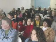 Público presente en la Reunión
