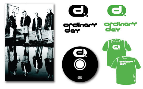 Ordinary Day Poster/T-shirt