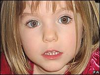 Help Find Madeleine McCann