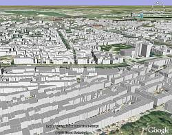 amsterdam 3d google earth