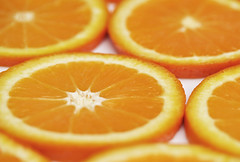 Orange slices (Sesselja Mara) Tags: food orange color detail macro kitchen closeup fruit breakfast dinner circle dessert juicy still healthy energy dof close natural sweet cut good juice circles decoration tasty fresh gourmet eat exotic health slice snack meal cutting tropical tropic taste citrus organic diet fitness sour naranja fruity tropics vitaminc slices vitamins freshness nutrition dieting naranjas vitamin appetizing appetite naturesfinest healthful nutriment citrico superaplus aplusphoto rodaja sesseljamara rodajas