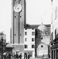 Venice, Italy - Chiesa dei Santi Apostoli