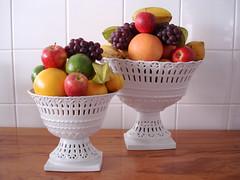 frutas de verdade