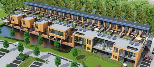 Appartementencomplex Zonnezijde in Wilnis