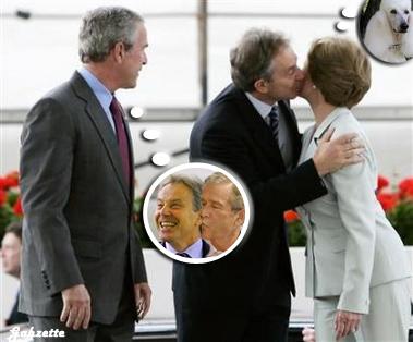 Bush Kisses