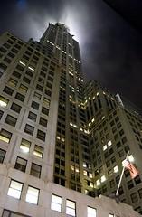 Chrysler Building (cybertoad) Tags: nyc newyorkcity vacation ny newyork skyscraper manhattan artdeco chrysler chryslerbuilding thebigapple