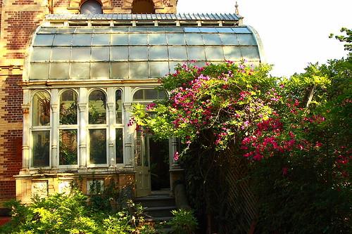 Rippon Lea Estate Conservatory