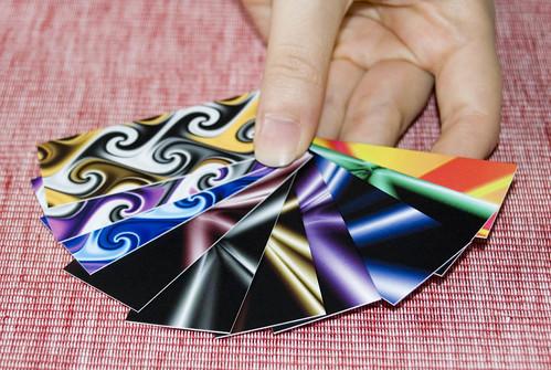 Mel's Moo Cards