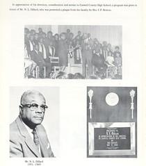 Honoring NL Dillard