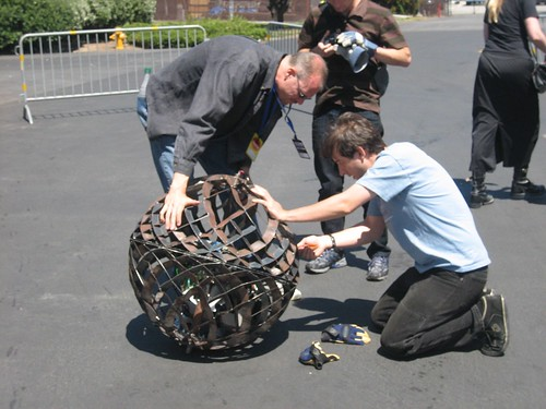 SWARM at the Maker's Faire