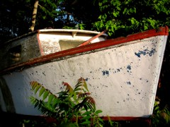 Aground (Megan | When Harry Met Salad) Tags: rural boat photo currituck curritucknc ruralnc northeasternnc