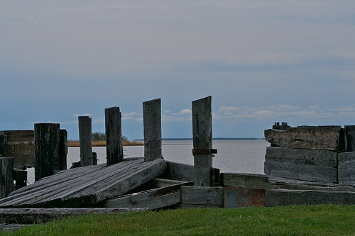 Hecla Ferry Dock