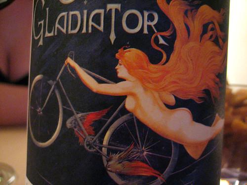 Gladiator syrah