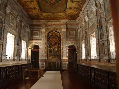 Lisboa - Mosteiro de São Vicente de Fora (sacristy)