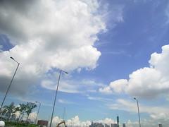 clear sky?