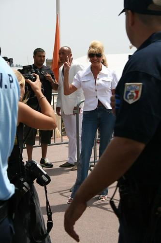 Ivana Trump at Cannes