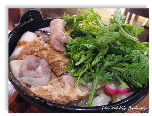 大福和風食堂海鮮鍋