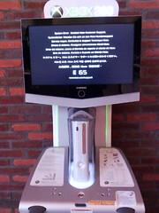 Cinema_Xbox360 (jonesybunny) Tags: error xbox 360 redring error65