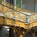 L'escalier d'honneur art nouveau de la nef du Grand Palais