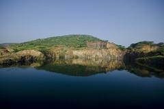 இயற்கை (Kals Pics) Tags: erumaiyur kanchipuram tamilnadu india cwc chennaiweekendclickers roi rootsofindia nature landscape landmark water pond reflection symmetry kancheepuram lightandshadow grass plants trees sky kalspics