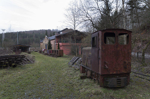 Narrow-gauge railway, 01.03.2015.
