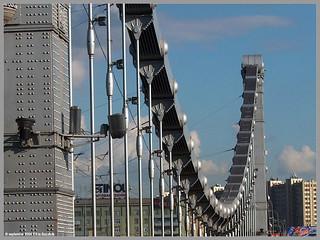 Крымский мост | Krymsky Bridge