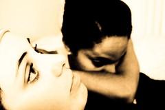 friends 02 (fartoolittleattention) Tags: people beautiful smile sepia model friend friendship sleep naomi stare shelley georgeous gozz