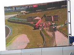 58.雪邦賽道的大螢幕