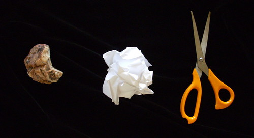 Paper, Scissors