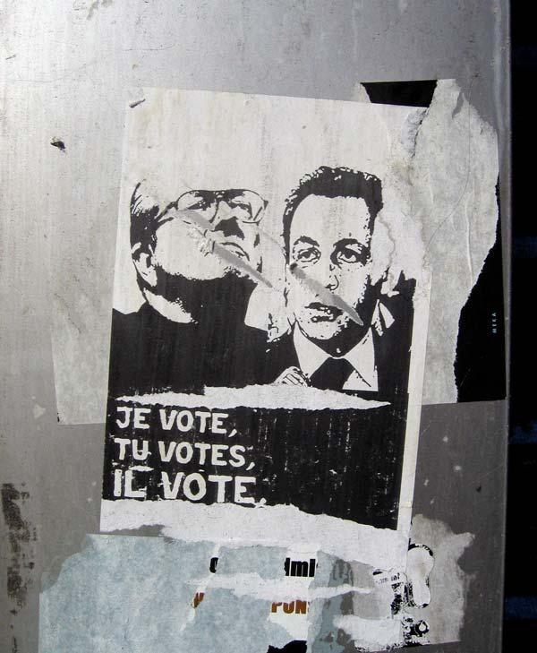 Sarkozy - Le Pen