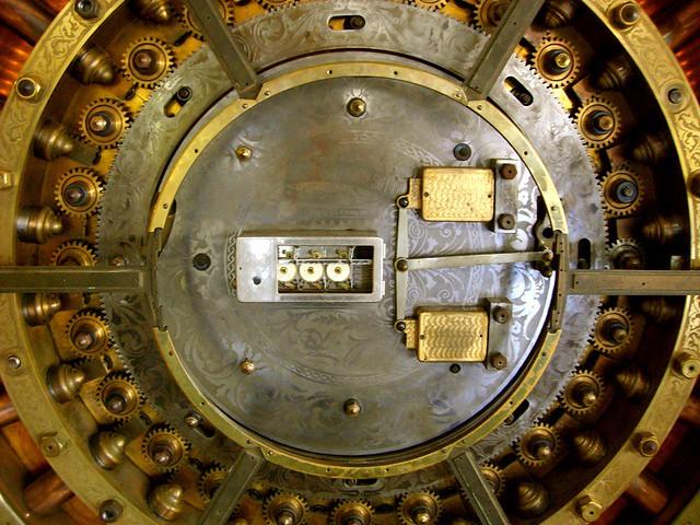 Old Vault Door