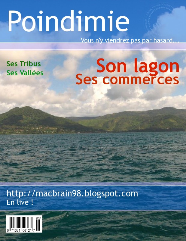 Poindimie Cover