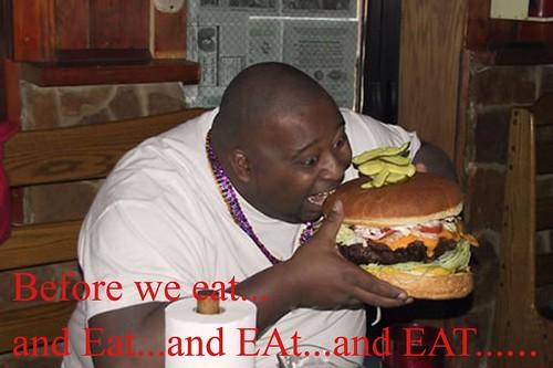 fat man...