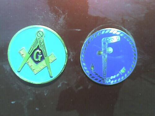 Freemasons Adjacent Debasing on Pins and Needles...