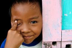 Batanes Chavayan 2: One-Eyed (vera's eyes) Tags: portrait nature landscape scenery scenic batanes batan ivatan pipho chavayan sabtang yllana unaltraperlanera nativeboy batanesislands