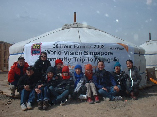 @ Mongolia