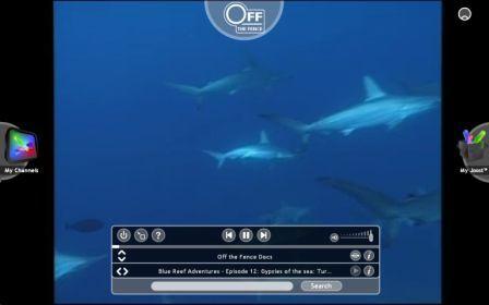 Joost screenshot