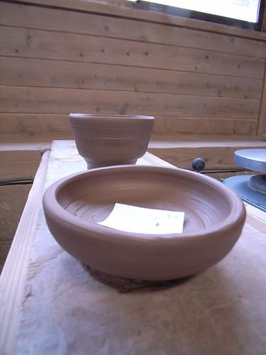 湯飲み、植木鉢