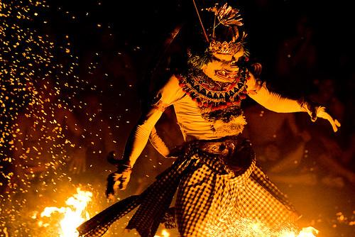 The infernal dance