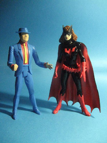 The Question and Batwoman