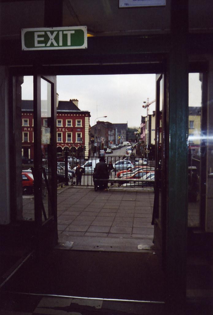 IrelandTrainStation