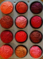 Tahki cotton classic, assorted colors