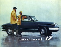 Panhard 17 (jan 1968) Tags: auto france cars citroen voiture coche 17 24 brochure panhard pl levassor