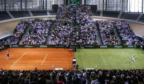 SPAIN TENNIS FEDERER NADAL TOPIX