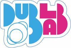 dublab soundsystem super sticker