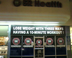 Lose Weight With Three Ways - by jasonEscapist