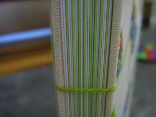 Cadernos para a Chita é Chique - detalhe