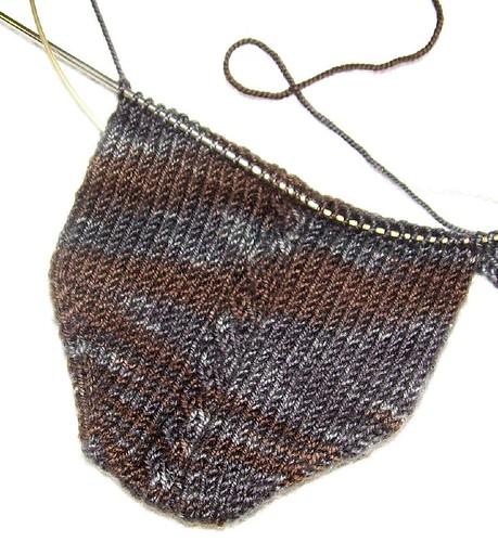 STR sock